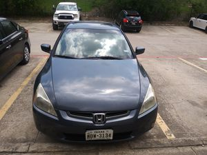 2003 Honda Accord EX for Sale in Fort Worth, TX