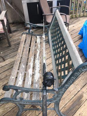 Catfish fishing pole for Sale in Kearneysville, WV