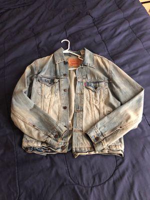 Levis Denim Jean Jacket for Sale in Stone Ridge, VA