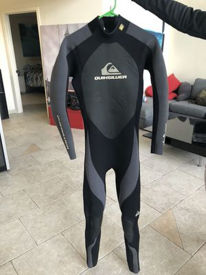 Quicksilver Wetsuit 4/3mm for Sale in San Francisco, CA