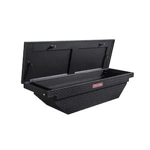 CRAFTSMAN 61.5-in x 20-in x 13-in Matte Black Aluminum Compact Truck Tool Box for Sale in Fairfax, VA