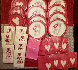 Valentine's Party Bundle for Sale in Eugene, OR