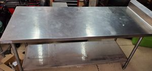 Stainless Steel table for Sale in Henderson, NV