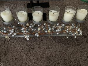 Real Metal candle holder for Sale in Bartow, FL