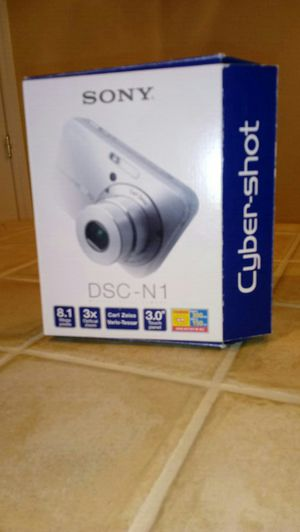 Sony DSC-N1 Cyber-shot Digital Camera. for Sale in Las Vegas, NV