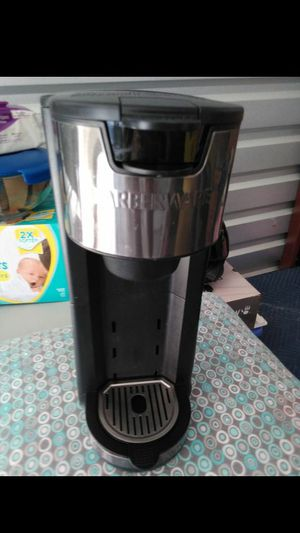 Coffee maker one cup k cups for Sale in Egg Harbor City, NJ