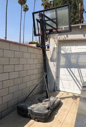 Adjustable basketball hoops for Sale in Burbank, CA