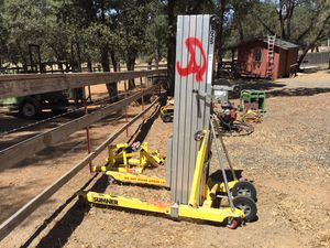 Beam lift for Sale in Oroville, CA