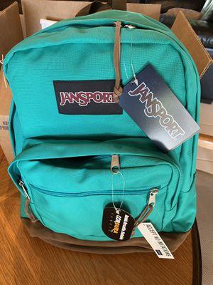 JanSport backpack Teal Right Pack for Sale in Homestead, FL