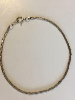 Vintage 80s 14k Gold Filled Cobra Bracelet for Sale in Newton,  MA