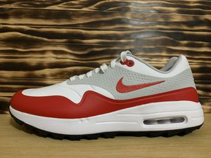 """Nike Air Max 1 G """"University Red"""" AQ0863-100 Men's Size 9.5 Golf Shoes for Sale in Hialeah, FL"""