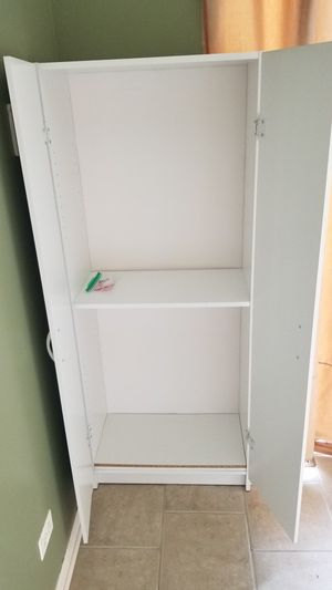 Large Pantry Closet with Shelves for Sale in Aurora, IL