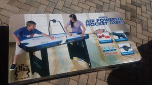 Air hockey table and multi game table for Sale in Apopka, FL
