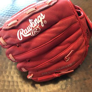 Rawlings Youth Baseball Glove, LIKE NEW Condition for Sale in Boerne, TX