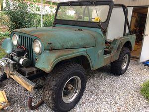 1967 Jeep CJ5 for Sale in Pineville, LA