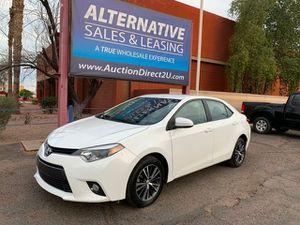 2016 Toyota Corolla LE Plus for Sale in Mesa, AZ