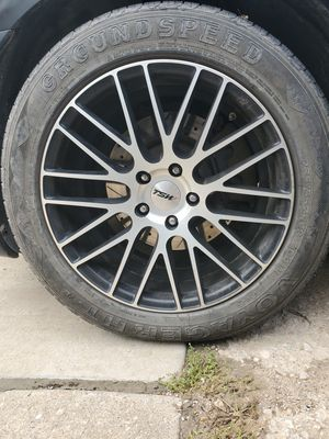 Tsw rims for Sale in Center Point, IA