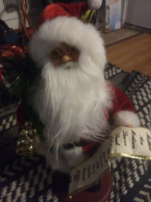 Santa Claus figure for Sale in Temple Hills, MD