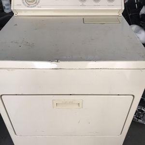 Whirlpool Dryer w/30 Day Warranty for Sale in Franklin, VA