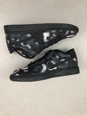 Nike Dunk Low Comme Des Garçon print Wmns size 6 &7 for Sale in Woodbridge, VA