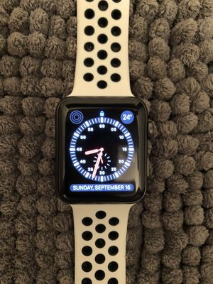 Apple Watch Series 3 Cellular Nike+ for Sale in San Francisco, CA