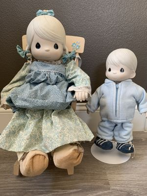 Precious Moments collectible dolls for Sale in Temecula, CA