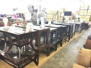 3 PIECE COFFEE AND END TABLES for Sale in Macon, GA