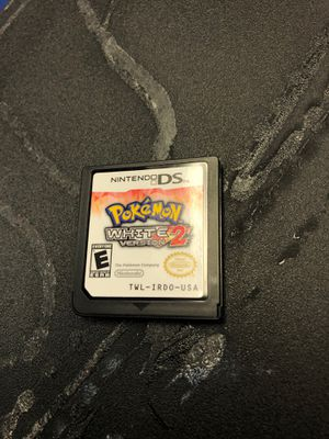 Pokémon white version 2 Nintendo 3ds for Sale in Kissimmee, FL