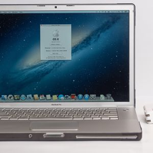 """Apple MacBook Pro A1226 15.4"""" Laptop - MA896LL/A (June, 2007) for Sale in Mission Viejo, CA"""