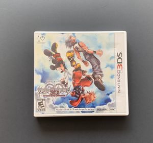Kingdom hearts dream drop distance Nintendo 3ds for Sale in Vista, CA