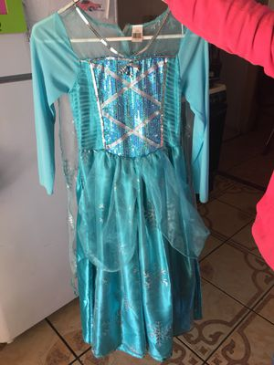 Frozen costume for Sale in Fresno, CA