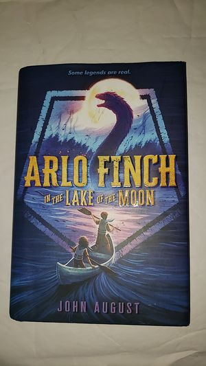 Arlo Finch By John August for Sale in Burlington, VT