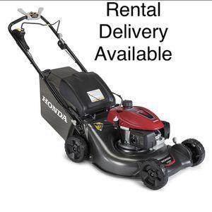 Honda lawn mower w for Sale in Chino, CA
