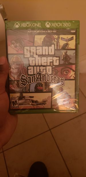 Like new GTA game for sale 25 for Sale in Washington, DC
