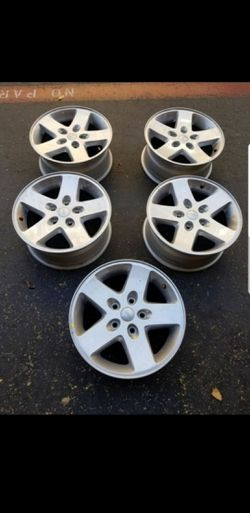Jeep Rims for Sale in Ramona,  CA