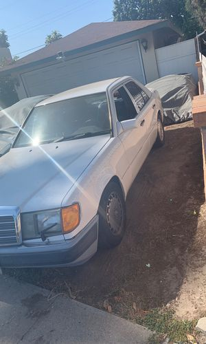 Mercedes mechanic special parts car for Sale in Anaheim, CA