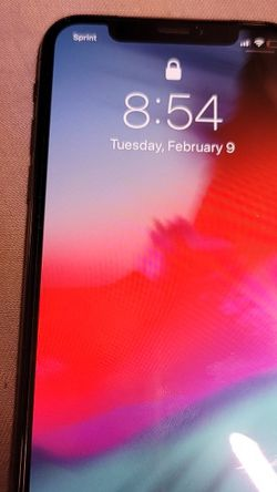 Iphone X 64gb Space Grey for Sale in Kirkland,  WA
