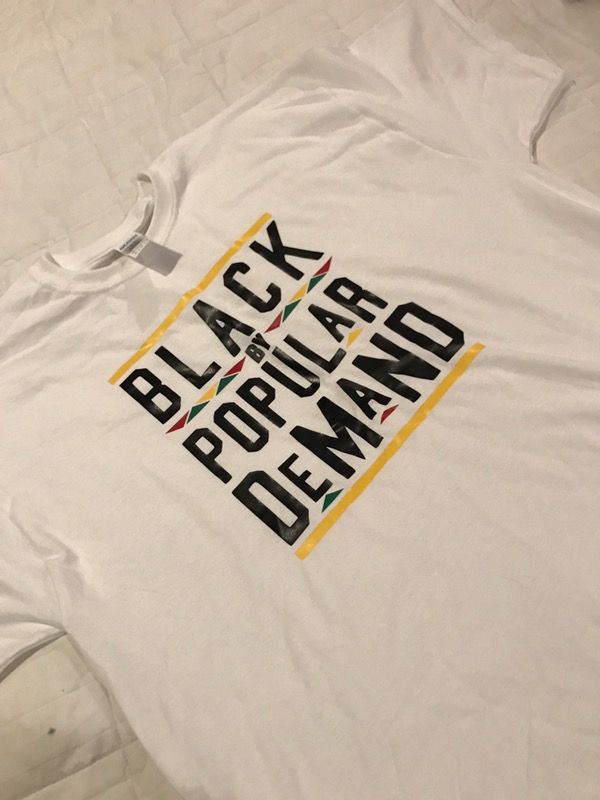 da37adbb2ac6 Black By Popular Demand Shirts for Sale in Baton Rouge, LA - OfferUp