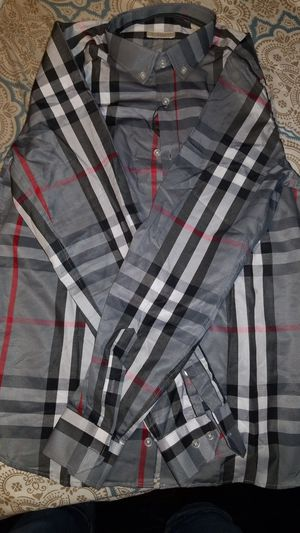 New Burberry dress shirt for Sale in Asbury Park, NJ