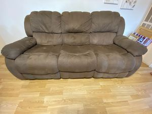 Couches recliner for Sale in Milpitas, CA