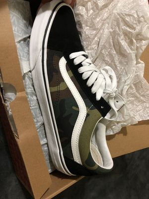 Vans Camo for Sale in Oakland, CA