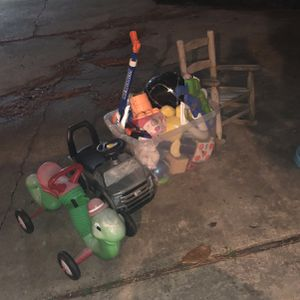 FREE TOYS for Sale in Houston, TX