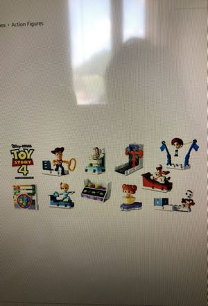 McDonald's toy story 4 collection for Sale in Annandale, VA