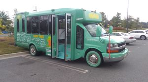 2009 Chevy Shuttle Bus - custom paint for Sale in NO POTOMAC, MD