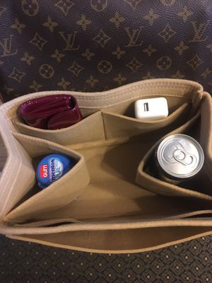 Purse tote Large insert shaper organizer for many bags MM for Sale in Carmel, IN