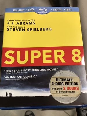 Blu-Ray / DVD /Digiatl copy SUPER 8 available for Sale in Los Angeles, CA