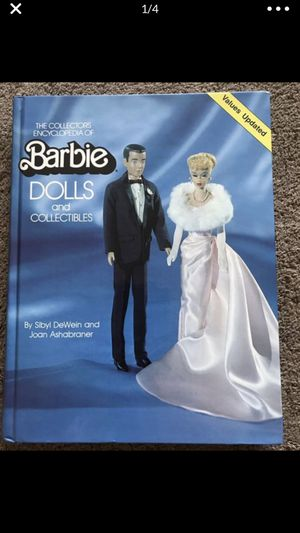 Book Barbie collectors doll for Sale in Temple City, CA