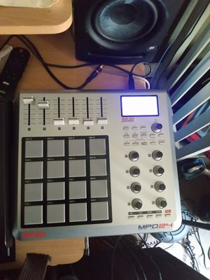 Akai mpd 24 for Sale in Columbus, OH