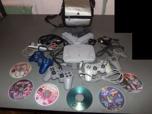 Modded Playstation PSone with extras (Read Description) for Sale in Los Angeles, CA