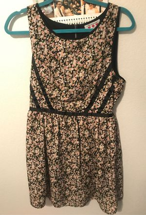 Floral Dress Size L for Sale in Fresno, CA
